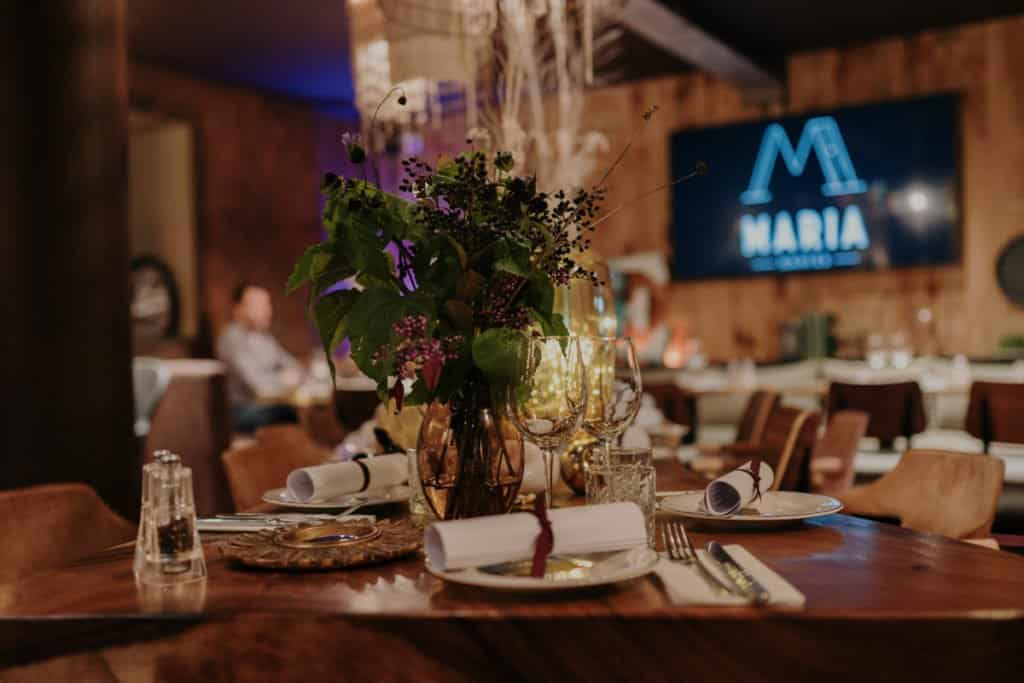 Alonso Garcia - Restaurant Maria - Photo Alyson Pictures